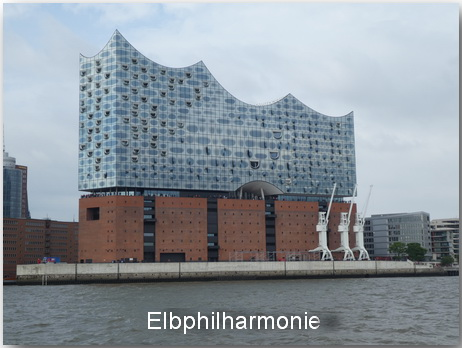 "Die ""Elfi"" in Hamburg"