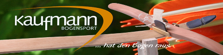 Unser Partner in Sachen Bogensport