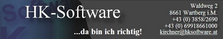 HK-Software - unser Partner in Wartberg