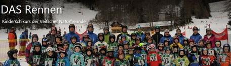 Kindeschikurs 2013 mit Heinz Gruber als Chef - das Rennen